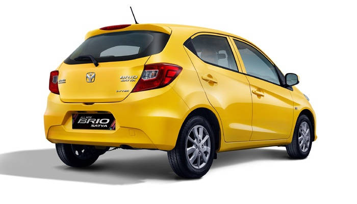 Harga All New Honda Brio Majalengka