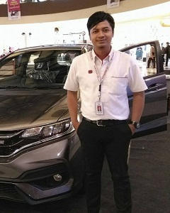Sales Marketing Honda Mulya Putra Cirebon